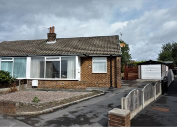 Thumbnail 2 bed semi-detached bungalow for sale in Woodkirk Ave, Tingley