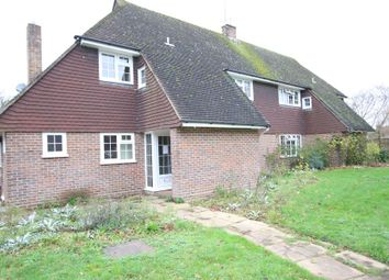 Thumbnail 3 bed semi-detached house to rent in Weybank, Wisley, Woking