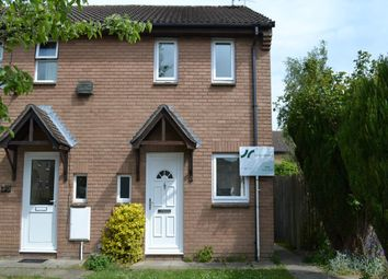 Thumbnail 2 bedroom terraced house to rent in Braemore Close, Thatcham, Berkshire