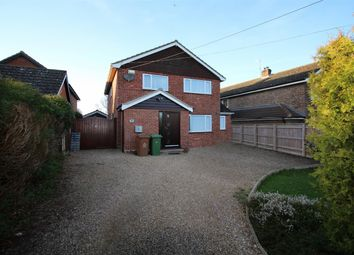 Thumbnail 4 bedroom detached house for sale in Highfield Avenue, Brundall, Norwich