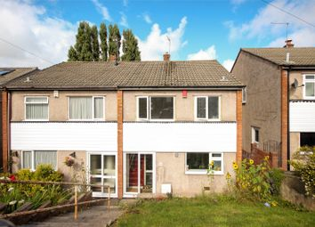 Thumbnail 3 bed semi-detached house for sale in The Glades, Eastville, Bristol
