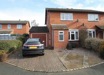 Thumbnail 2 bed semi-detached house for sale in Earls Hill View, Bicton Heath, Shrewsbury