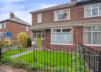 Thumbnail 3 bed terraced house for sale in Church Lane, Laceby, Grimsby