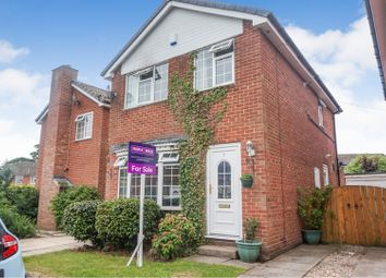 Thumbnail 3 bed detached house for sale in Throstle Nest Close, Otley