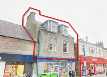 Thumbnail 2 bed flat for sale in 19-21, Broad Street, Fraserburgh AB439Ae
