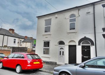 Thumbnail 3 bed end terrace house for sale in Bedford Street, Derby