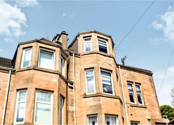 Thumbnail 3 bed flat for sale in 21 Edgefauld Place, Glasgow