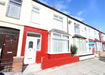 Thumbnail 3 bedroom terraced house for sale in Montrose Road, Tuebrook, Liverpool