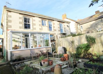 Thumbnail 3 bed semi-detached house for sale in Wellington Road, Porthleven, Helston