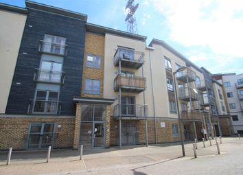 Thumbnail 2 bed flat to rent in Quayside Drive, Colchester, Essex