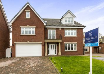 Thumbnail 6 bed detached house for sale in Boulmer Lea, Seaham