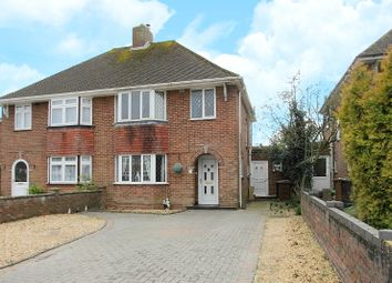 3 bed semi-detached house for sale in Ashfield Road, Andover SP10