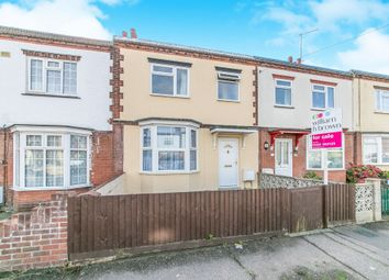 Thumbnail 3 bed terraced house for sale in Grafton Road, Harwich