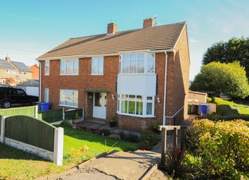 Thumbnail 3 bed semi-detached house for sale in Cordwell Avenue, Newbold, Chesterfield