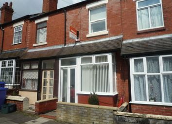 Thumbnail 2 bed terraced house to rent in Gresty Street, Penkhull, Stoke-On-Trent