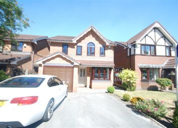 Thumbnail 3 bed detached house for sale in Rayners Close, Stalybridge, Cheshire