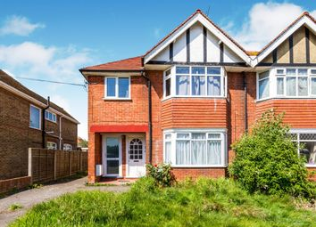 Thumbnail 2 bed flat for sale in Evelyn Road, Broadwater, Worthing