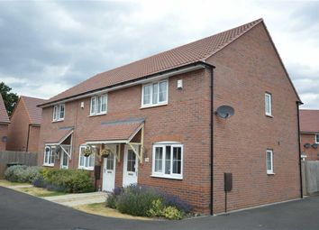 Thumbnail 2 bed property for sale in Vespasian Way, North Hykeham, Lincoln