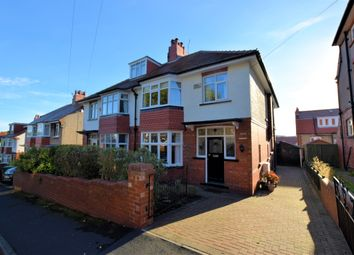 3 bed semi-detached house for sale in Chatsworth Gardens, Scarborough YO12