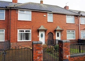 Thumbnail 2 bedroom terraced house for sale in Heathfield Crescent, Newcastle Upon Tyne