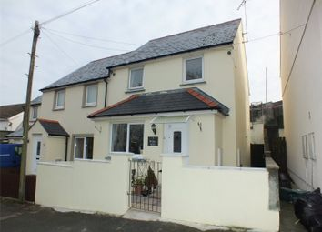 Thumbnail 3 bedroom end terrace house for sale in Priory Hill, Milford Haven, Pembrokeshire