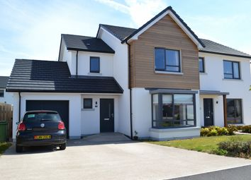 Thumbnail 3 bed semi-detached house for sale in South Barrule, Ballakilley, Port Erin, Isle Of Man
