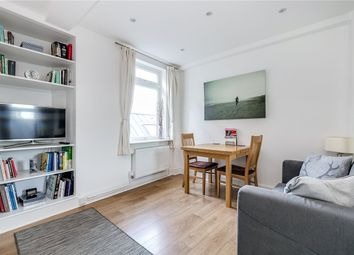 Thumbnail 1 bed flat for sale in Crabtree Hall, Rainville Road, London