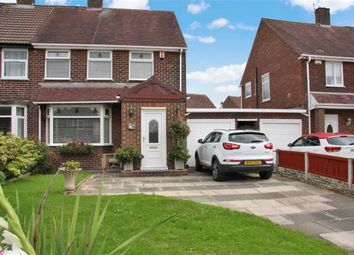 Thumbnail 3 bed semi-detached house for sale in Leadale Green, Leyland