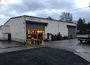 Thumbnail Industrial for sale in Station Road, Great Harwood
