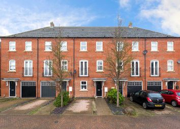 Thumbnail 3 bed detached house for sale in Moorhen Close, Witham St Hughs, Lincoln