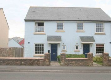 Thumbnail 3 bed semi-detached house for sale in Staddiscombe Road, Plymstock, Plymouth