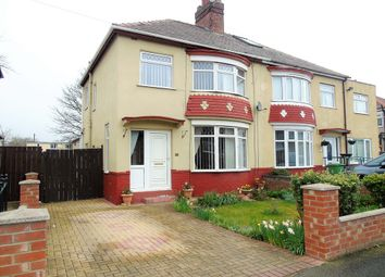 Thumbnail 3 bedroom semi-detached house to rent in Windsor Road, Thornaby, Stockton-On-Tees