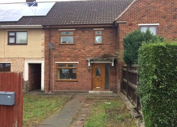 Thumbnail 3 bed terraced house for sale in St Ethelwolds, Shotton, Deeside