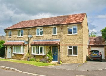 Thumbnail 5 bed semi-detached house for sale in Beech Avenue, Shepton Mallet