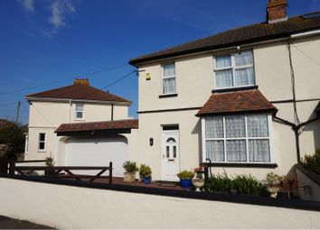 Thumbnail 4 bed semi-detached house for sale in Churchill Avenue, Clevedon