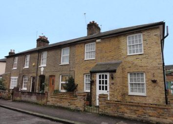 Thumbnail 3 bed end terrace house for sale in St. Dunstans Road, Feltham