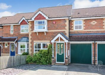 Thumbnail 3 bed terraced house for sale in Heather Drive, Thatcham