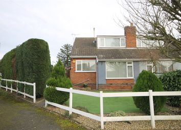 Thumbnail 3 bed semi-detached house for sale in Riverside Road, Newark, Nottinghamshire.