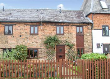 The Maltings, Olney MK46. 3 bed mews house for sale