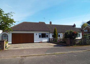Thumbnail 3 bed bungalow for sale in Fairfield Close, Langham, Oakham, Rutland