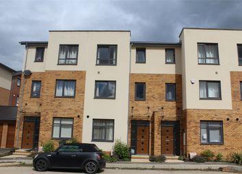 Thumbnail 3 bed terraced house for sale in Genesis Green, Ashland, Milton Keynes, Buckinghamshire
