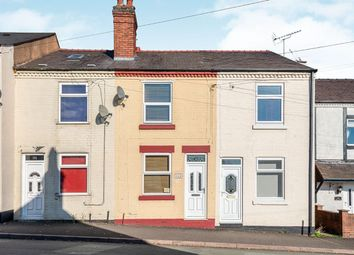 Thumbnail 2 bed terraced house for sale in Mount Street, Hednesford, Cannock