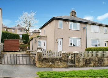 Thumbnail 3 bed semi-detached house for sale in Broomhill Drive, Keighley, West Yorkshire