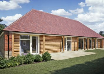 Thumbnail 3 bed barn conversion for sale in The Old Dairy, Winterbourne Monkton, Wiltshire