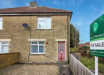 Thumbnail 2 bed semi-detached house for sale in Broadway, Frome