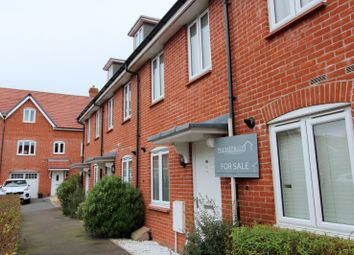 Thumbnail 3 bed property for sale in Hedley Way, Hailsham