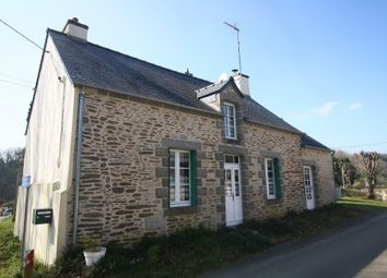 Thumbnail 2 bed property for sale in Plumeliau, Morbihan, France