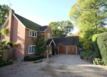 Thumbnail 4 bed detached house for sale in Blounts Court Road, Peppard Common, Henley-On-Thames