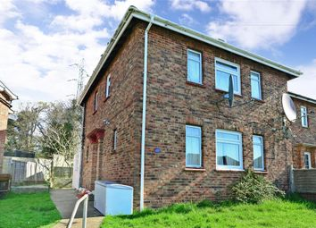 Thumbnail 4 bedroom semi-detached house for sale in Highdown, Southwick, Brighton, West Sussex