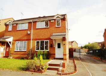 Thumbnail 2 bedroom semi-detached house to rent in Wareham Road, Rubery / Rednal